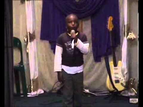 Boy Imitates Trevor Noah video