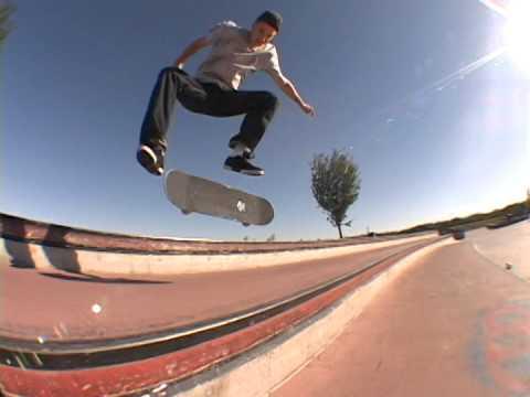 Monke Skateboards - Welcomes Chad Janzen