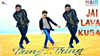 Tring Tring Full Video Song I Jai lava kusa Video Songs I Jr NTR , Raashi khanna I Devi sri prasad
