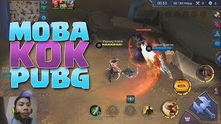 MOBA KOK PUBG? - Mobile Legend bang bang
