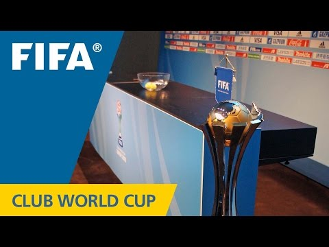 REPLAY: FIFA Club World Cup Japan 2015 - LIVE DRAW