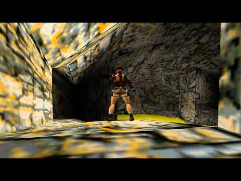 Let's Play Tomb Raider II - The Golden Mask - 16
