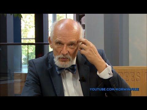 Referendum w Katalonii i konflikty na świecie - Janusz Korwin-Mikke