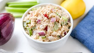 Keto Tuna Salad | The BEST Easy Low Carb Tuna Salad Recipe You Can Make