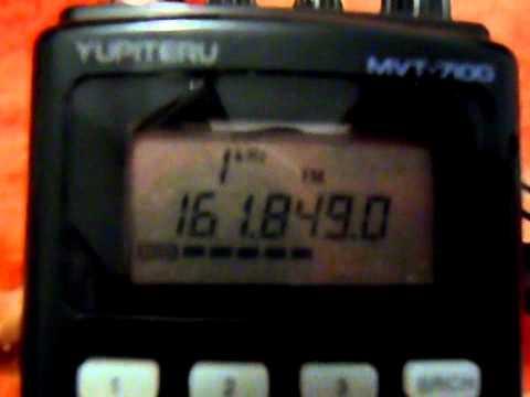 VHF OLYMPIA RADIO BROADCASTS - GREECE.