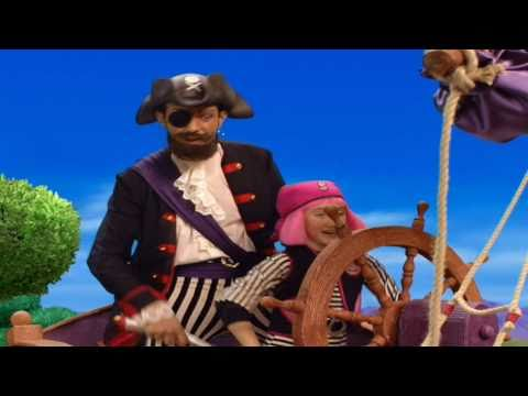 Lazytown you are a pirate christmas version youtube