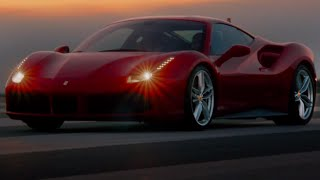 Ferrari 488 GTB First Official TV Commercial Ferrari 488 GTO Promo CARJAM TV HD 2K 2016