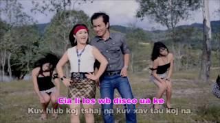 Los Disco  Lee Kong Xiong & Paj Zaub Thoj