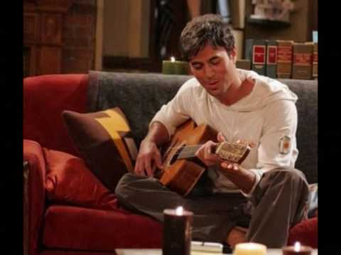 Enrique Iglesias -Cosas del amor Music Videos