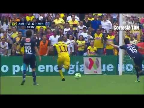 Amrica 2 - 1 Monterrey (LIGA MX) Semifinal vuelta... Clausura 2013