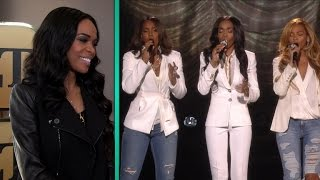 Michelle Williams on Girl Talk With Beyonce and Kelly, and Which Pop Reunion She Wants to See