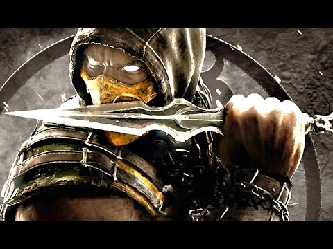 Mortal Kombat X Takeda, Kung Jin New Characters Gameplay Fatalities Variations - Mortal Kombat 10