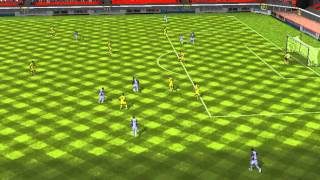 FIFA 14 Android - Infinity VS Chunnam Dragons