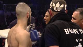 Zondag 12 April - 2015 - World Fighting League - Buray Bozaryilmaz vs Hasan Toy