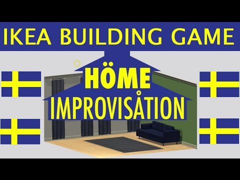 Ikea Furniture Building Game