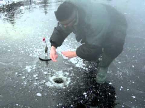 Первый лёд