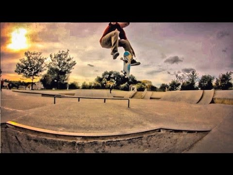 Roberts Park With Chris Andersen