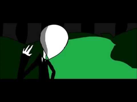 slenderman  vs jeff the killer animacion (fandub latino)