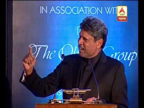 Kapil Dev delivers 4th Tiger Patoudi memorial lecture organised by The Telegraph and Bengal club