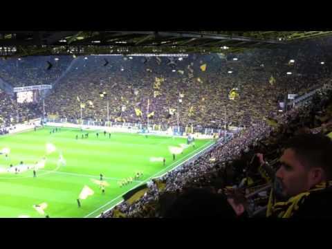 Signal Iduna Park - Borussia Dortmund - Schalke 04 2:0, 26.11.2011 - Groundhopping