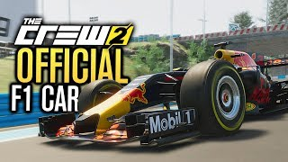 OFFICIAL F1 CAR... FREEROAM? | The Crew 2 Gameplay