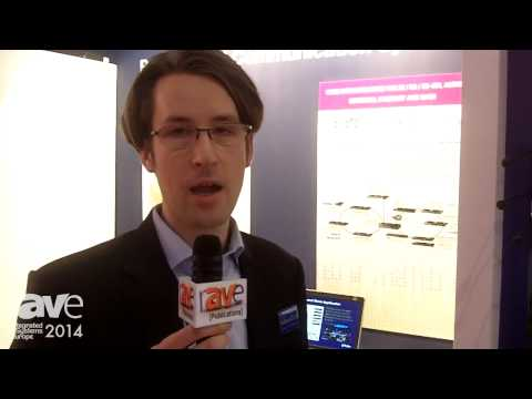 ISE 2014: Clear-Com Discusses New Feature, ALT Test, Allows You to Give Up to Two Names for Labels