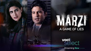 Marzi on Voot | A Game of Lies | Start Your Free Trial to Voot Select Now