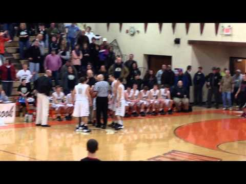 Holmes County Ticket - Todd Ropp Buzzer Beater vs. TCC