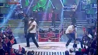 Khuli Chana Performing Tswa Daar   Big Brother Africa StarGame   Africa's Top Reality TV Show