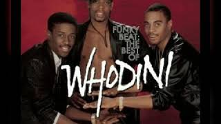 Whodini - I'm a Ho - ( Extended Remix For Chris Santos DeeJay )