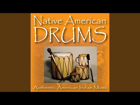Native American Rain Dance Drums video