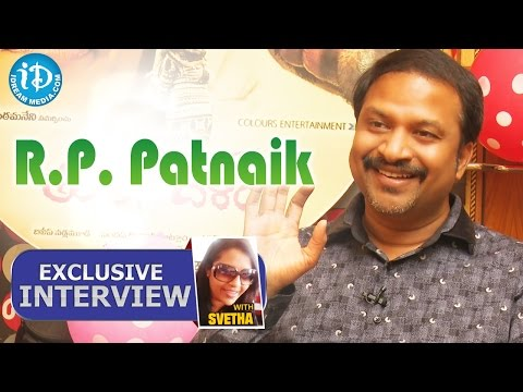 Tulasidalam Movie || RP Patnaik Exclusive Full Interview || Talking Movies with iDream # 121
