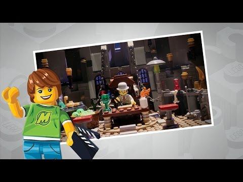 LEGO® Club TV Season 3 - Sneak Peek - Monster Fighters pt.1