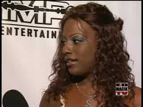Gangsta Boo Interview at KING Mag/Terrence J Red Carpet Video