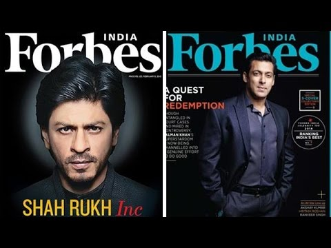 Salman Khan Beats Shah Rukh Khan By Becoming The Richest Indian