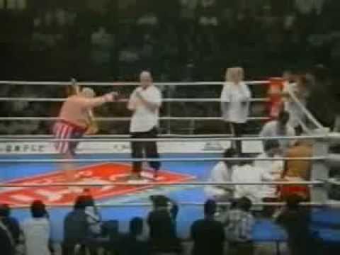 ЛУЧШИЕ БОИ: бокс против тайского бокса 3