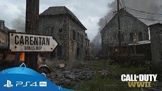 Call of Duty: WWII   Carentan – PGW 2017 Trailer   PS4