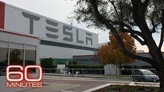 Tesla CEO Elon Musk's light-bulb moment
