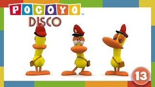video Aprenda cantando com a serie musical do Pocoyo, Pocoyo Disco! Inscreva-se: https://www.youtube.com/user/PocoyoBrazil Pocoyo Disco: bit.ly/PocoyoDiscoPT Hora e meia de Pocoyo! PARTE...