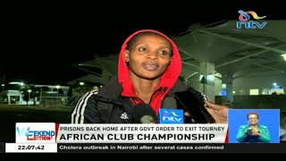 Kenya Pipeline sails into semi-finals of African Club Championships