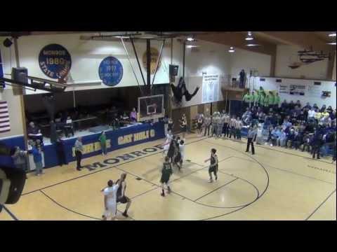 Recruiting Video-LaDarius Milton-Monroe Catholic High School