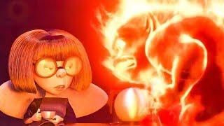 Incredibles 2 All New Clips & Full onlines (2018) Disney Pixar HD