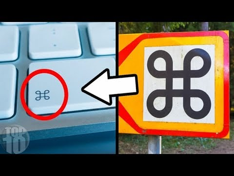 10 SYMBOLS WITH A HIDDEN MEANING (That We Never Even Noticed)