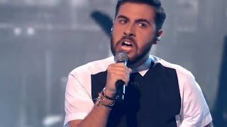 "Andrea Faustini - VOCAL OF THE NIGHT! - ""Earth Song"" - The X Factor UK"