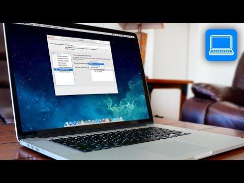 Como convertir tu Mac en un punto de acceso Wi-Fi