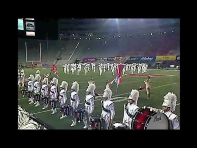 Best DCI Moments - Color Guard Style, Part 1