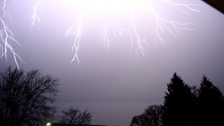 May 7th 2014 Amazing Lightning Storm!