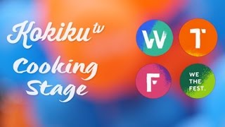 Event: Kokiku TV Cooking Stage