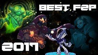 Best F2P Games 2017 - Top Ten Free to Play of the Year!