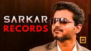 SARKAR Teaser Breaks Hollywood Record | Vijay